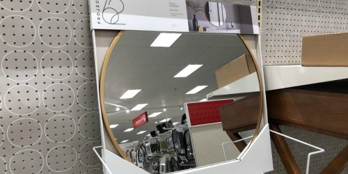 Target Home Sale: 25% Off Trendy Mirrors
