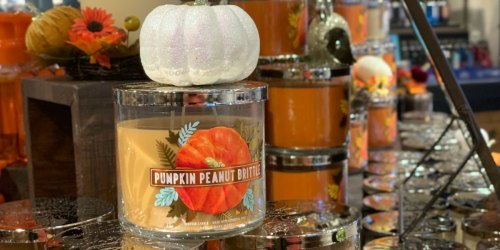 Bath & Body Works Fall Candle Scents Are Here (Pumpkin, Pumpkin, Pumpkin, Pumpkin…)
