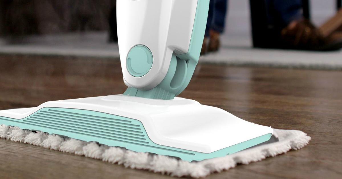 Shark S1000 Steam Mop on hardwood floors