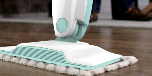 Clean Your Floors Easily with This Shark Steam Mop – And It's The Lowest Price at Macy's!