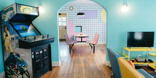 This Totally Rad Airbnb Property Will Take You Back to the '80s – And It's Called The McFly