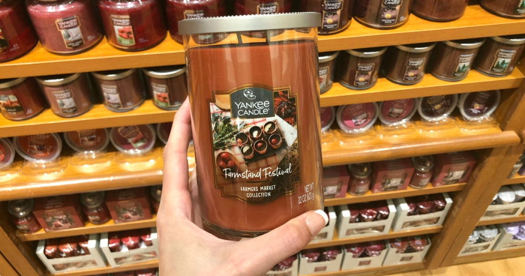 Yankee Candle Fall Scents Now Available | Hip2BeHome