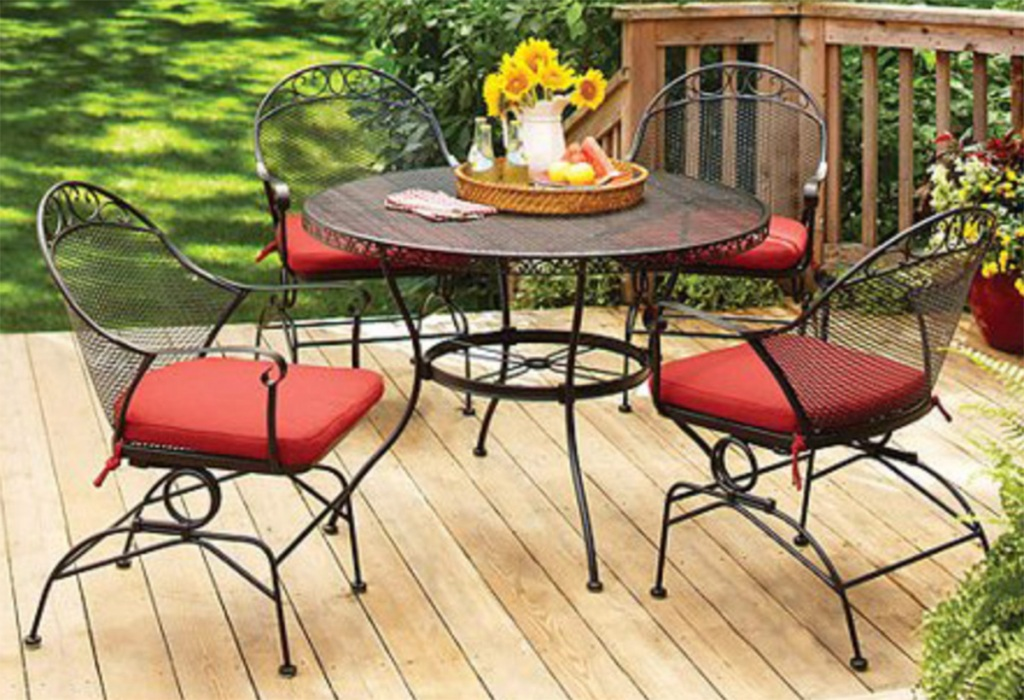 clayton patio set