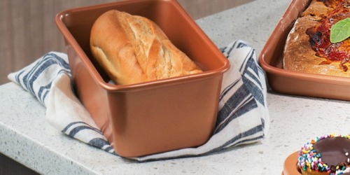 This As Seen on TV Non-Stick Loaf Pan is on Sale for Over 50% Off