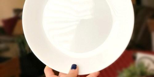This Corelle 38-Piece Dinnerware Set is Kid-Friendly (The Glass Won't Crack, Chip, or Break!)