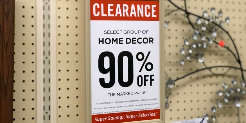 Hobby Lobby's Semi-Annual Sale Is Now 90% Off (Save on Pillows, Wall Signs, & More)