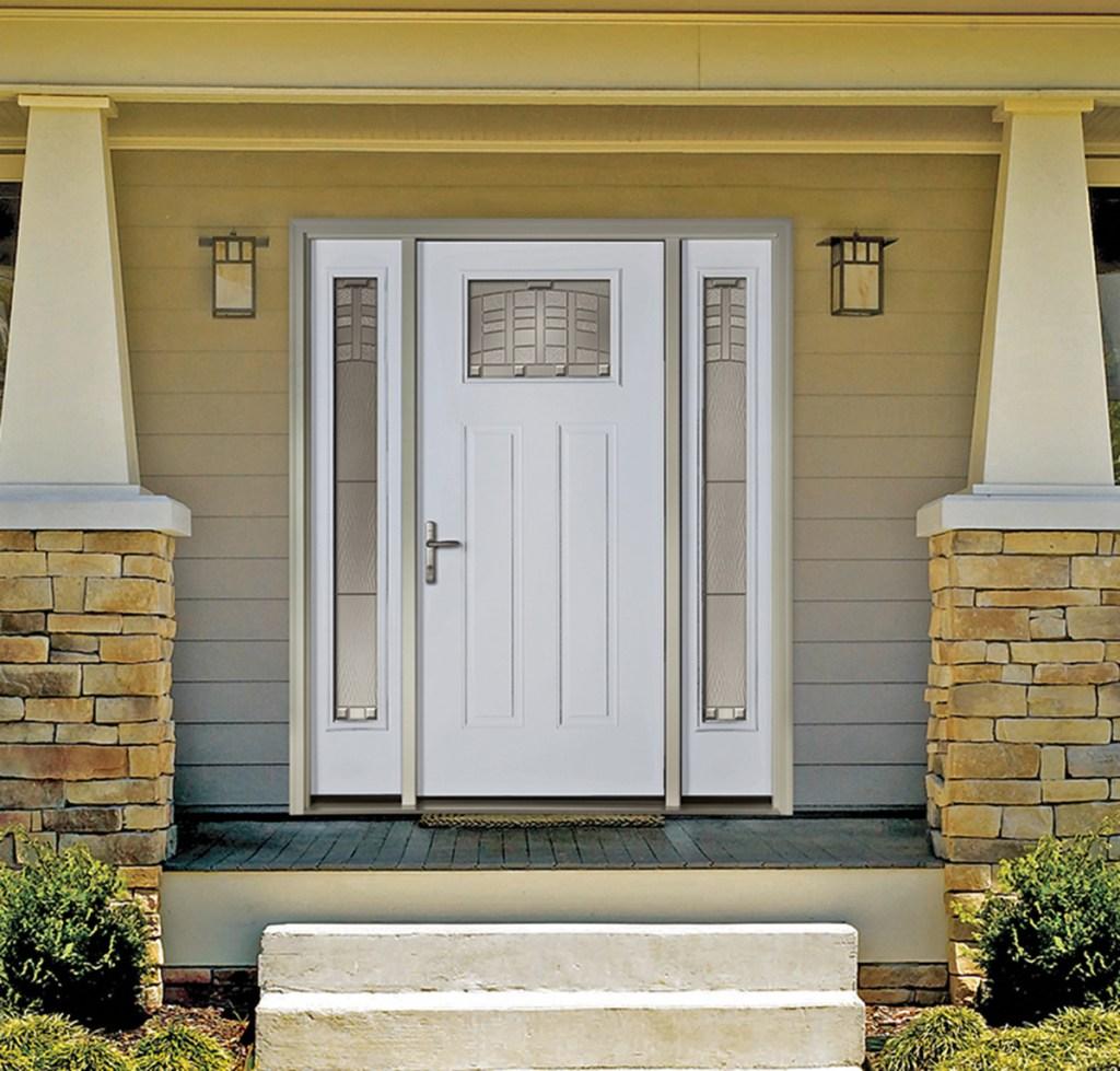 home depot modern front door