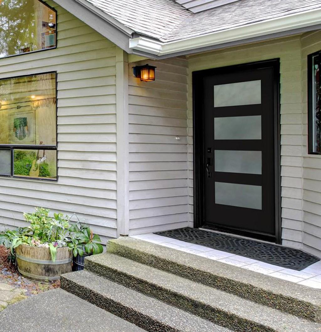 inkwell stylish modern front door