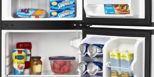 Get Over $100 Off This Insignia Compact Refrigerator at Best Buy