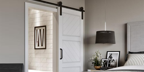 Get Fixer Upper Style For Less With This $100 Off Farmhouse Barn Doors Sale