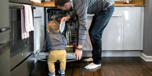 Experts Suggest Kids Should Start Helping with Household Chores at 18-Months. Do You Agree?
