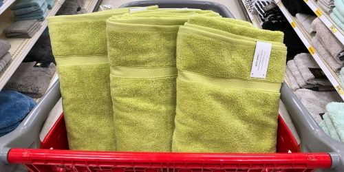 Our Favorite Target Opalhouse Towels are on Sale