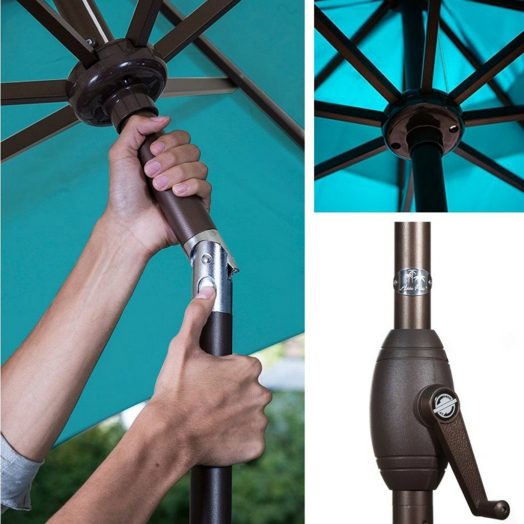 patio umbrella crank