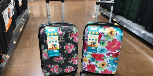 The Pioneer Woman Luggage Now Available at Walmart