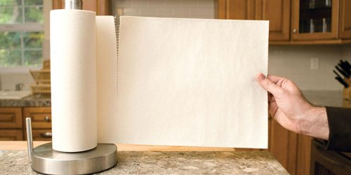Ditch Paper Towels & Opt For Reusable Bamboo Towels Instead (Featured on Shark Tank)