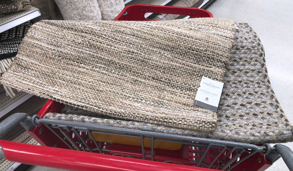 threshold accent rug from target