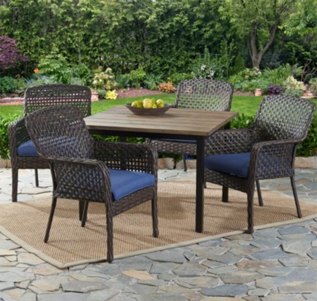 walmart patio set