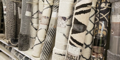 These Trendy Area Rugs From Target are on Sale
