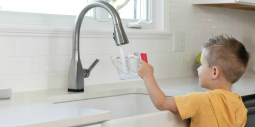 You Can Now Tell Your Delta Kitchen Faucet What to Do With Voice Commands