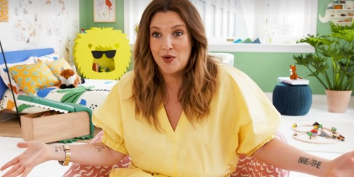 Drew Barrymore Launched New Kids Home Collection