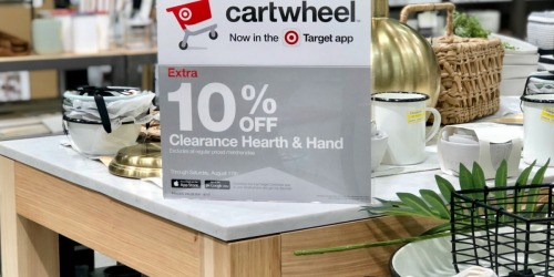Hearth & Hand w/ Magnolia Items are on Clearance at Target & This Cartwheel Will Save You Even More