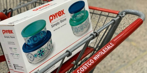 Costco Monthly Home Savings: Pyrex Storage Containers, T-Fal Cookware & More