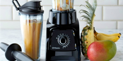 Get $170 Off This Vitamix Certified Reconditioned Blender (Includes 5-Year Warranty!)