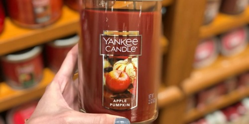 Save $88.50 with New Yankee Candle Promo Code + We're Sharing the Top 10 Fall Scents