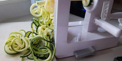 Love Noodles But Not the Carbs? You Need This Kitchen Gadget