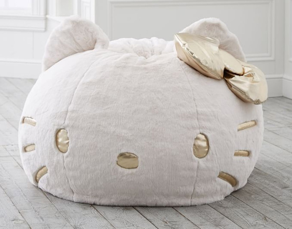 hello kitty beanbag