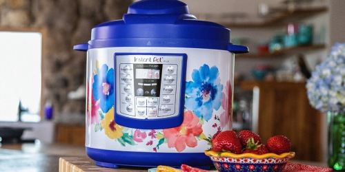 The Pioneer Woman Instant Pot is on Sale for Only $59 Shipped (Regularly $99)