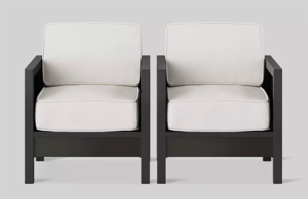 project62 outdoor patio chairs