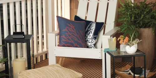 Huge Savings on Trendy Patio Furniture at Target | Adirondack Chairs, Hammocks & More