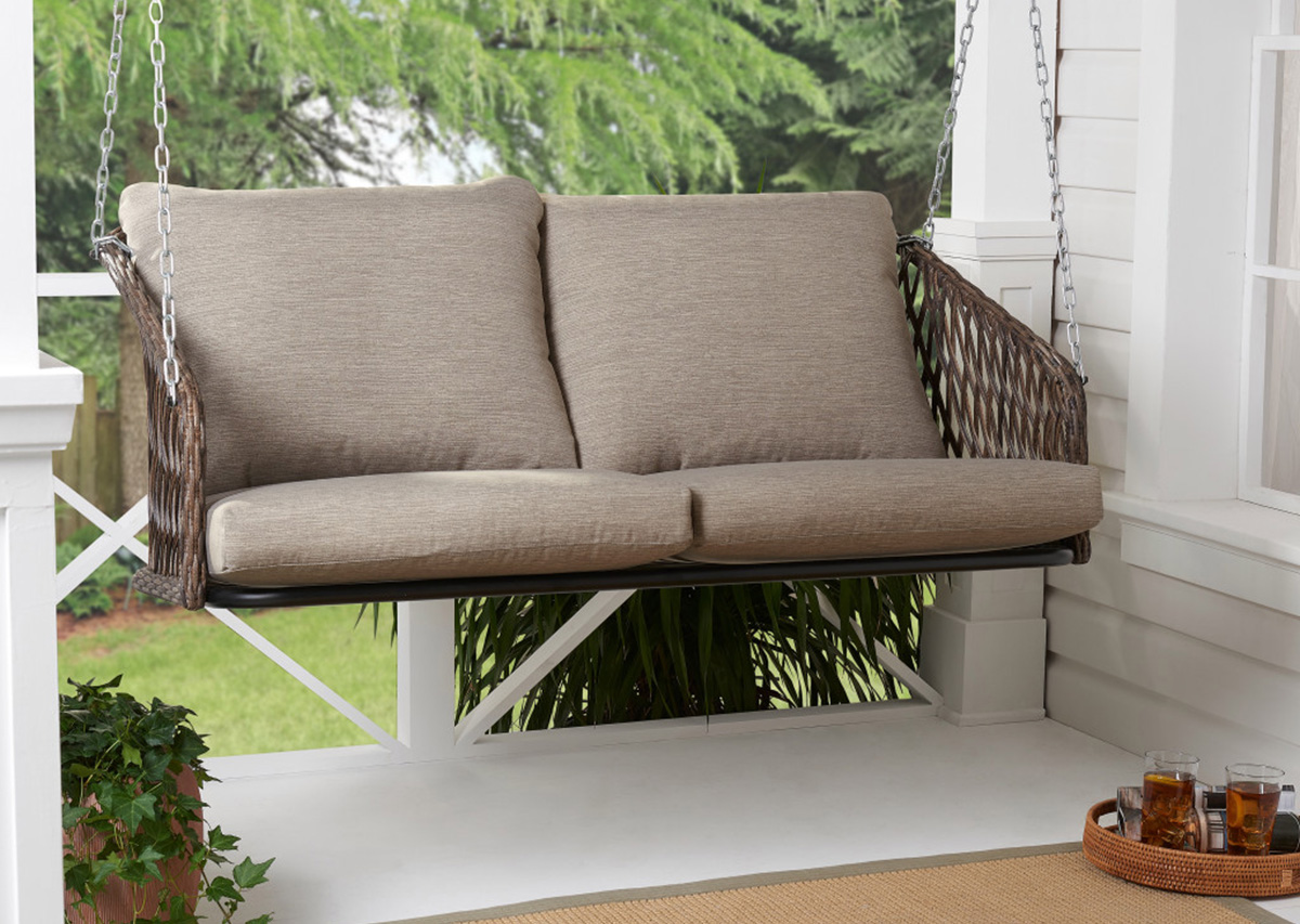 porch swing from walmart