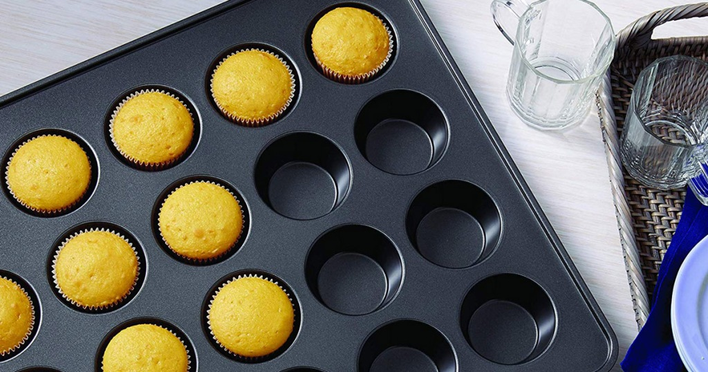 wilton mini muffin pan